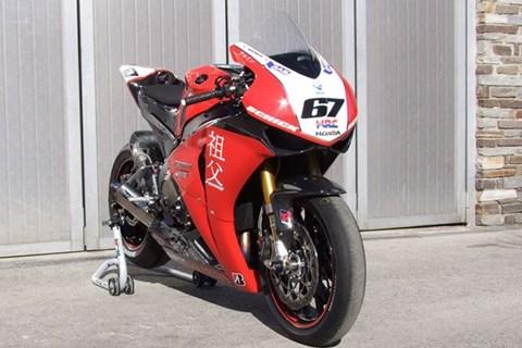 CBR 1000 RR by Schick