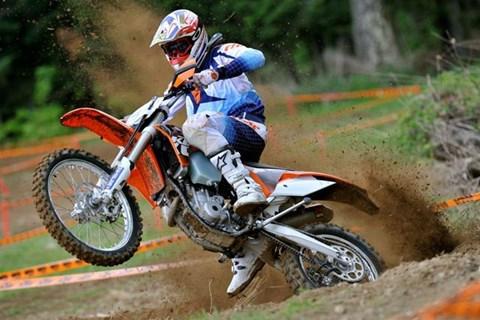 KTM EXC 2012