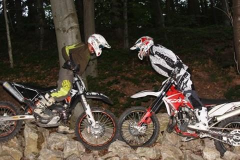 GasGas vs. KTM