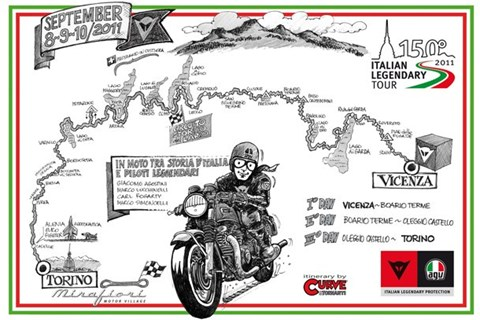 Italian Legendary Tour
