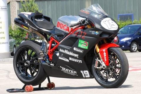 Lietz Ducati 848 EVO