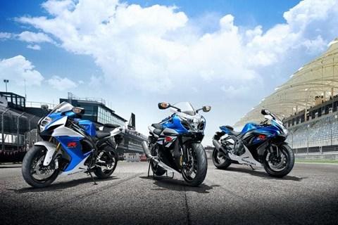 Suzuki Neuheiten 2014