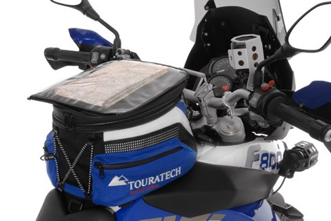 Touratech Blue Edition