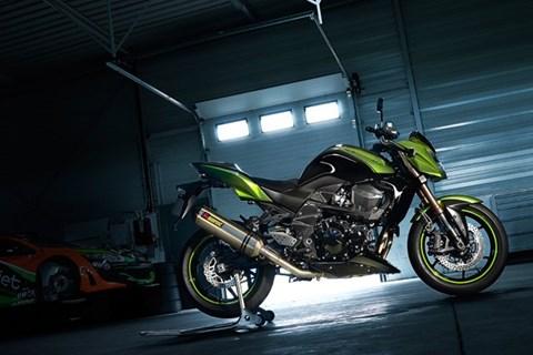 Kawasaki Z750 R Cup