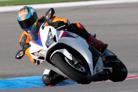 Honda CBR 1000 RR 2012