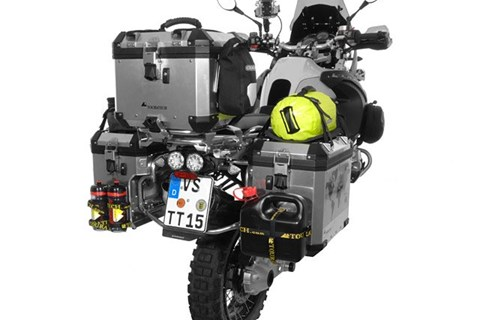 Touratech Koffer BMW