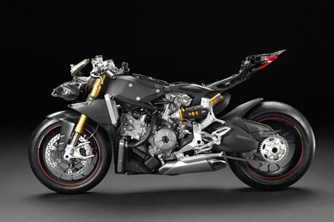 Ducati Panigale naked
