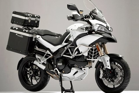 Multistrada Touratech