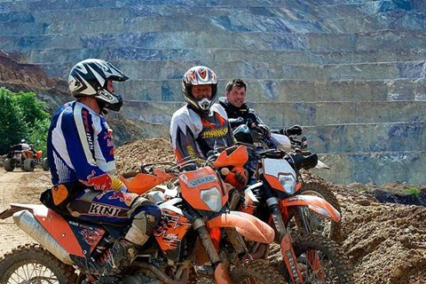 KTM Enduro Camps