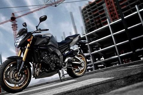 Yamaha FZ8 / FZ8 Fazer