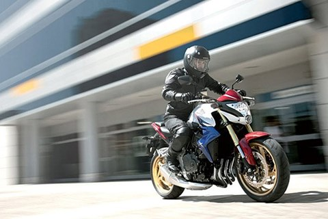 Honda CB1000R/CBF1000F