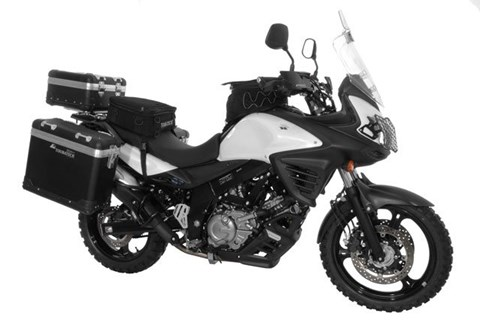 Touratech V-Strom