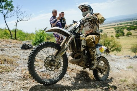 Rallye Bulgarien Tag 4