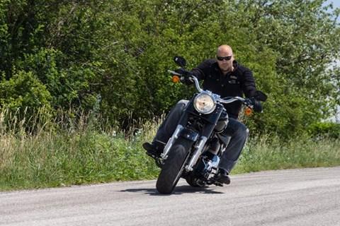 Harley Fatboy Special