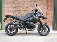 BMW R 1200 GS Black