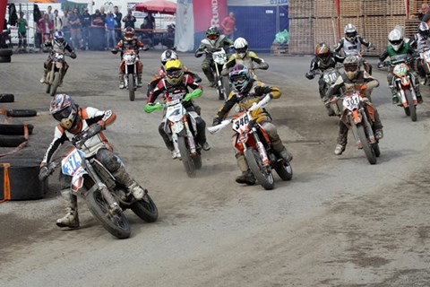 Supermoto G-Cup 2012