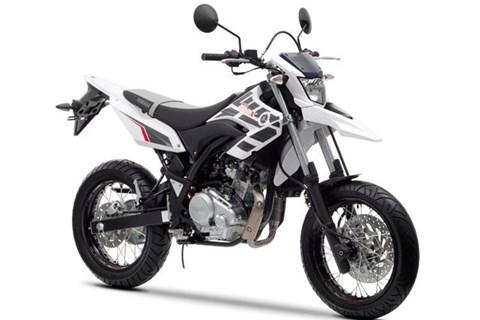 Yamaha WR125X/R 2013