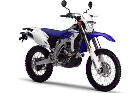 Yamaha WR450F & PW50