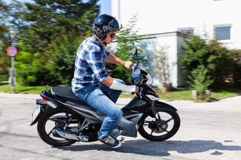 Honda Wave 110i Testbericht