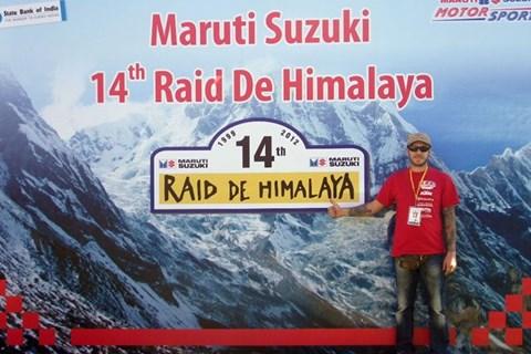 Raid de Himalaya 2012