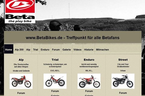 BetaBikes Plattform