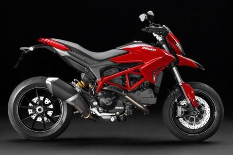 Ducati Hypermotard neu