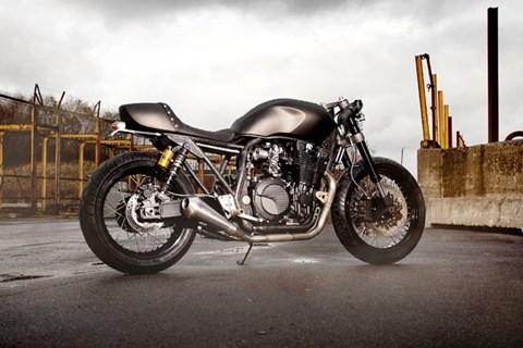 Yamaha XJR1300 Umbau