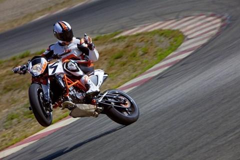 KTM 690 Duke R 2013