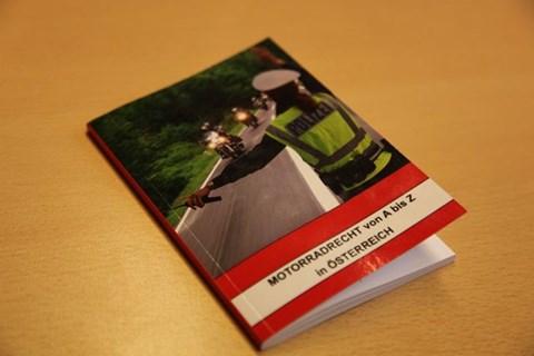 Motorradrecht Buch