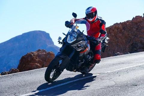KTM 1190 Adventure Testbericht