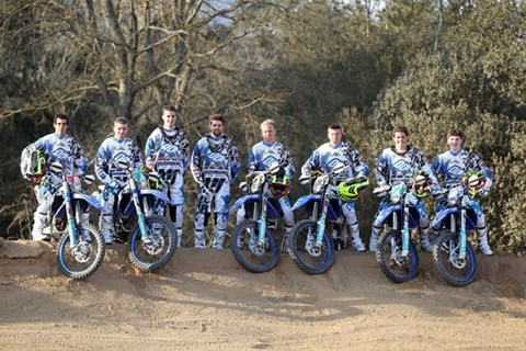 Husaberg Racing Team