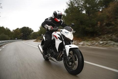 Honda CB500F / CBR500R