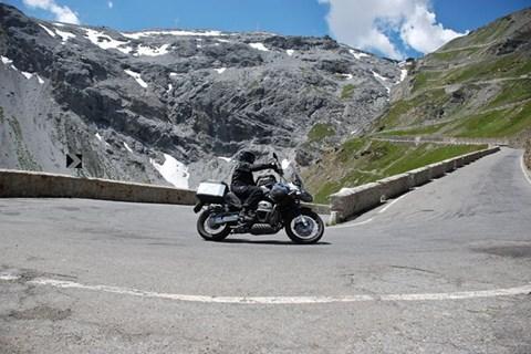 Dolomiten-Motorradtour