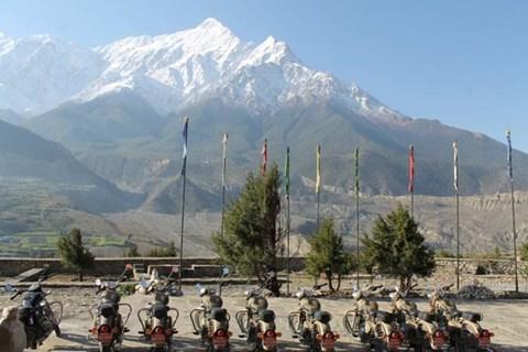 Nepal Motorradreisen