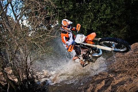 KTM EXC 2014