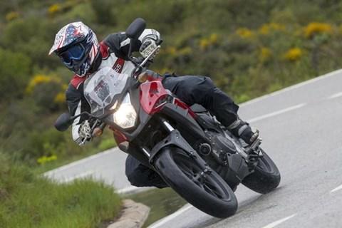 Honda CB500X 2013