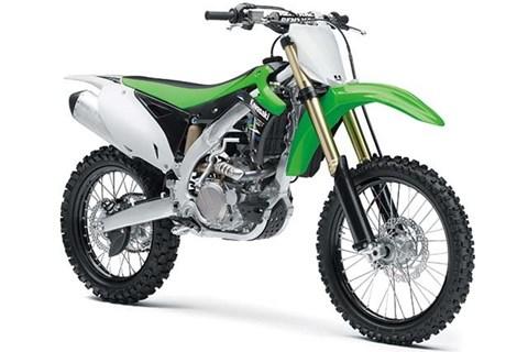 Kawasaki KX 2014