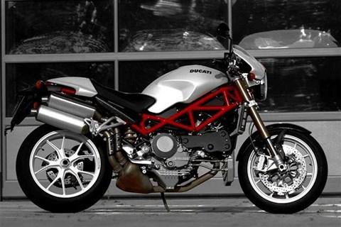 Ducati Monster History