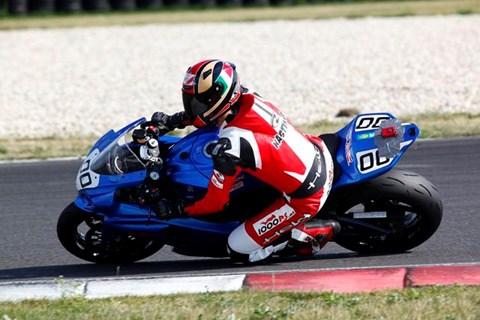 Dunlop D 212 GP Test