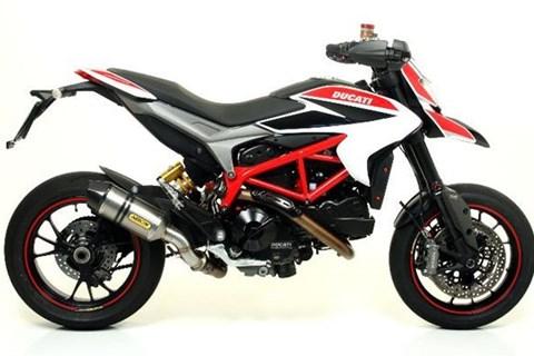 Arrow für Ducati