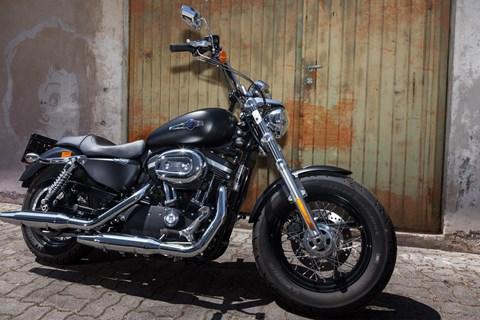 Harley Sportster Ltd
