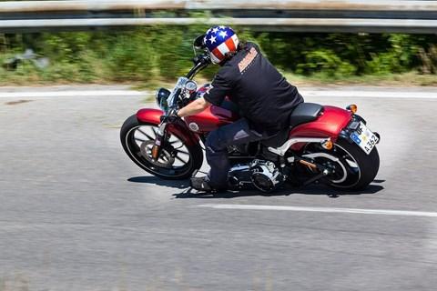 Harley Breakout Test