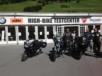High Bike Testweekend