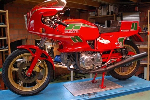 Ducati Pantah 500/600