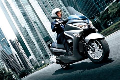 Suzuki Burgman 125/200