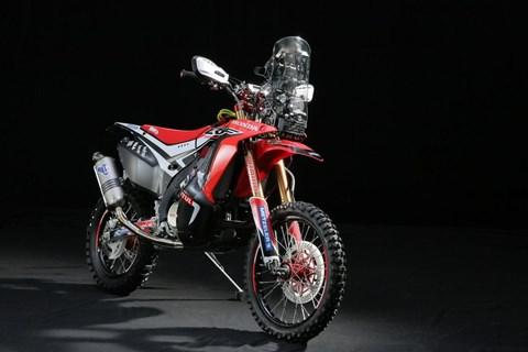 Honda CRF450 Rally ´14