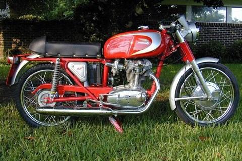 Ducati Legenden