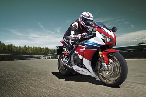 Honda CBR1000RR SP neu
