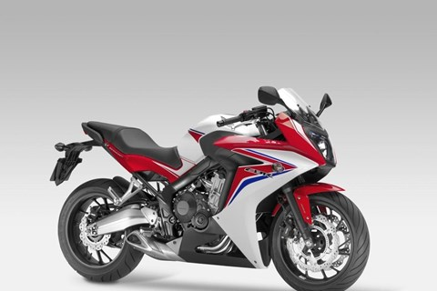Honda CBR650F neu 2014