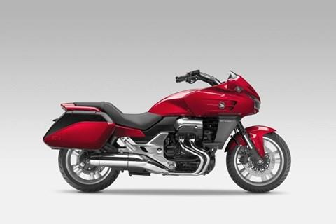 Honda CTX1300 neu 2014